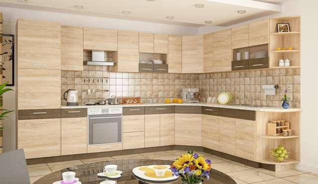 Вибір кухні: функціональність, естетичність і практичність