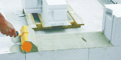 Переваги будівництва з газобетонних блоків