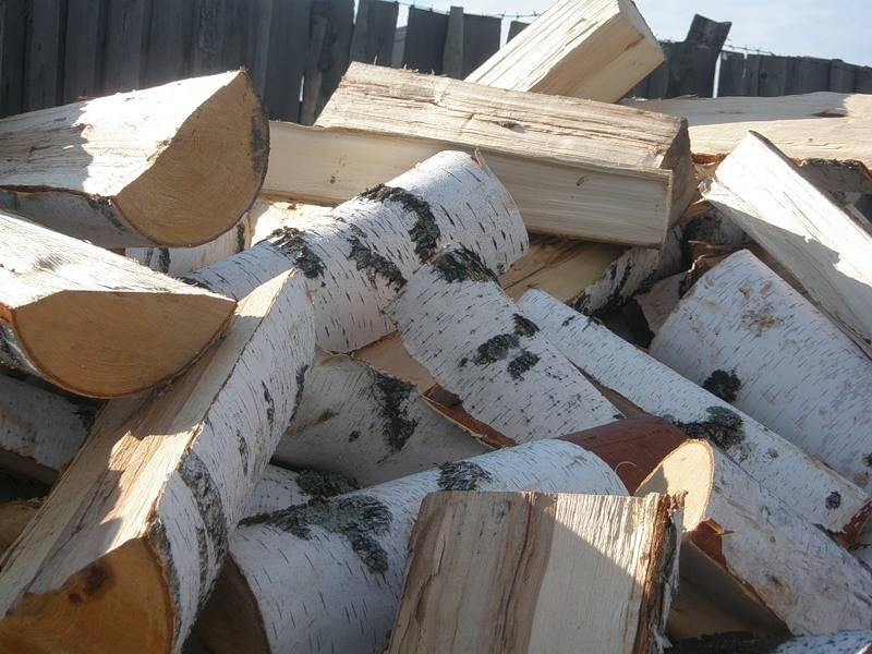 Березові дрова