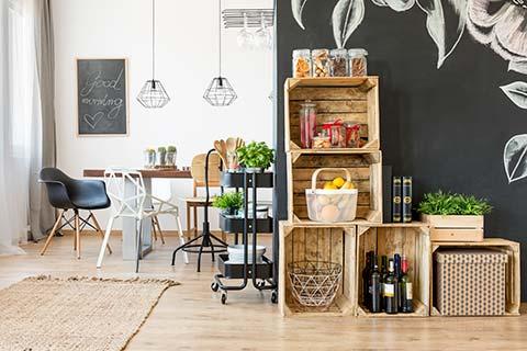 Зробіть своє приміщення візуально просторішим за допомогою цих простих кроків!