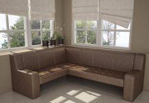 Який краще вибрати кутовий диван для дачі