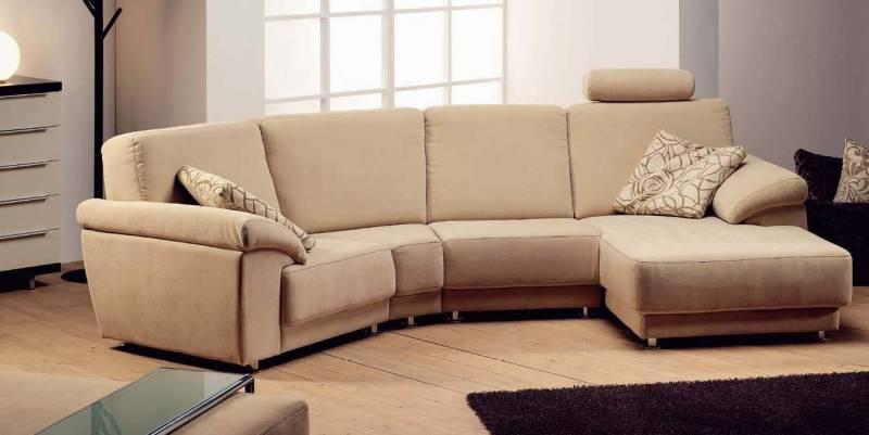 Який вибрати кутовий диван для дачі