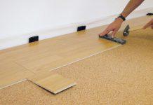 Як правильно класти (покласти) ламінат на підлогу