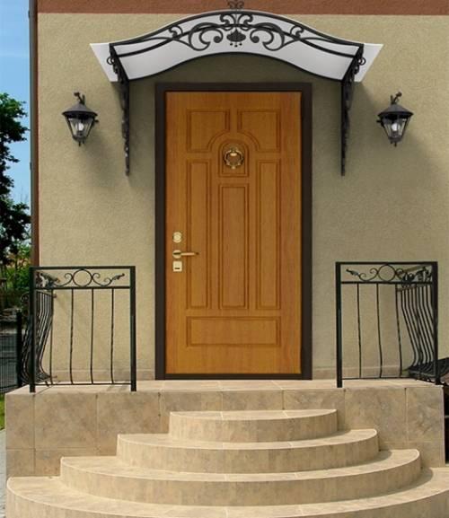 деревянная входная дверь для частного дома