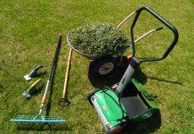 Як стригти газон