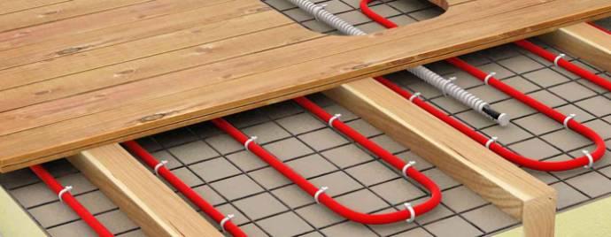 Які труби краще вибрати для теплої водяної підлоги