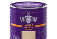 Преимущества быстросохнущего акрилового лака TM Vidaron
