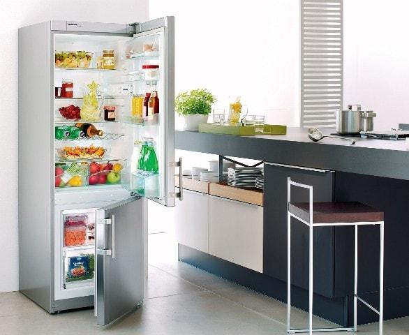 Выбираем стильный и функциональный холодильник для дома