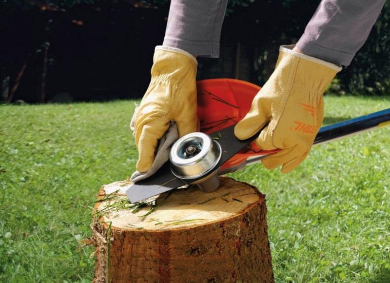 Як провести ремонт садового інструменту взимку