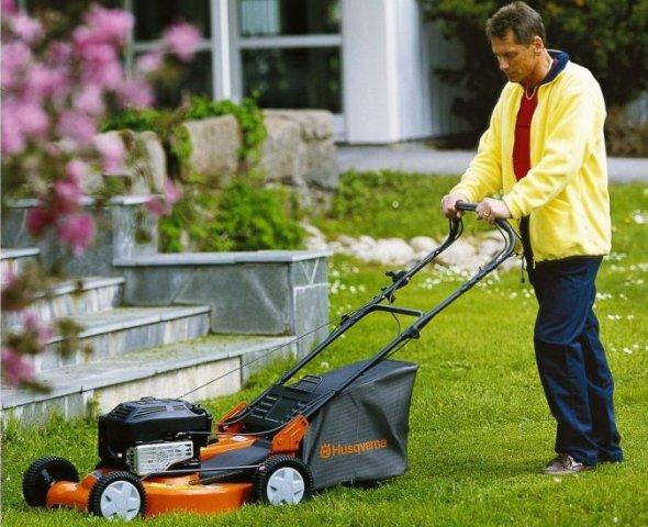 Як вибрати правильну газонокосарку