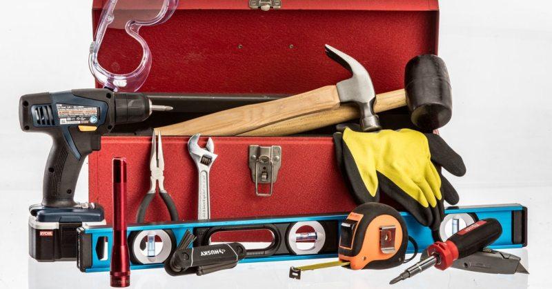 Базовый набор инструментов при любом ремонте