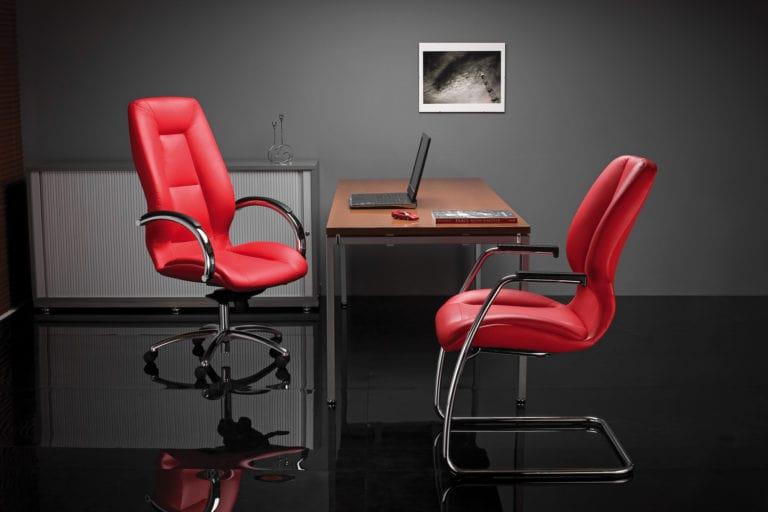 виды офисных стульев