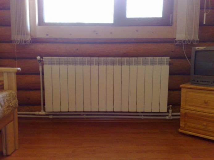 Радіатори опалення для дачі