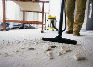 Прибирання квартири після ремонтних робіт: як провести