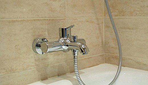 Змішувач для ванної