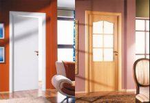 Дерев'яні міжкімнатні двері: різновиди та переваги