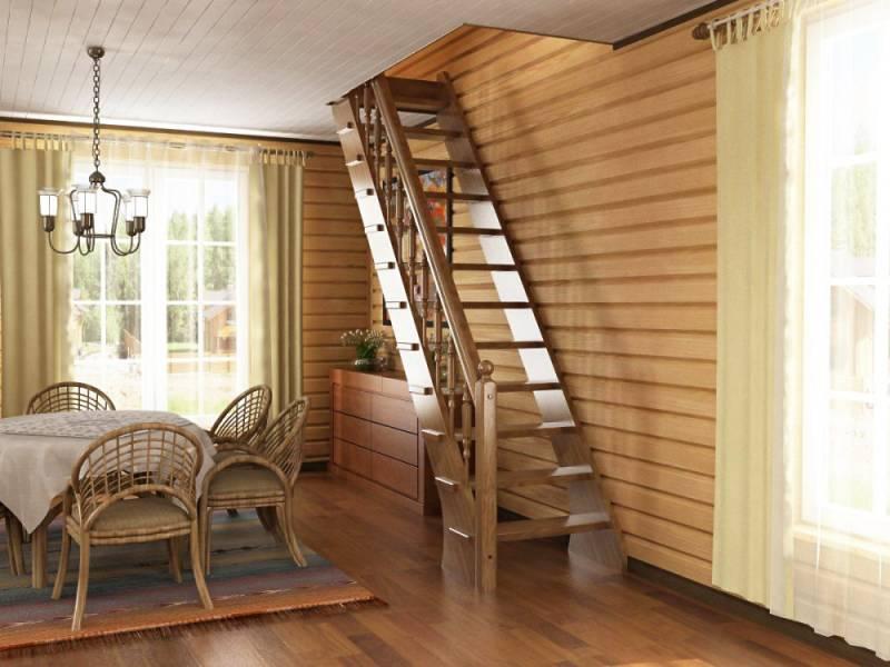 Як купити сходи в будинок