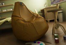 Крісло-мішок: види та як вибрати для дому