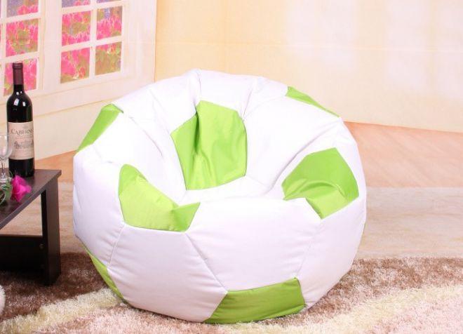 Крісло-мішок футбольний м'яч