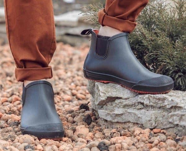 Рабочая водонепроницаемая обувь