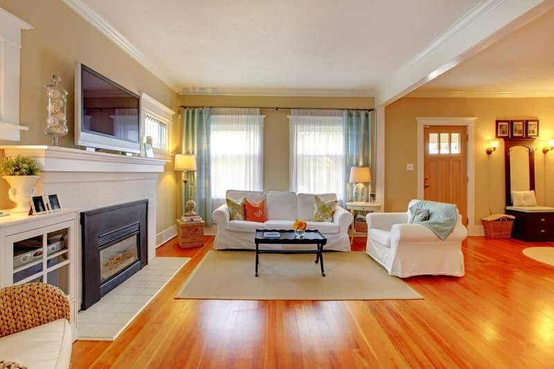 Ремонт в современной квартире