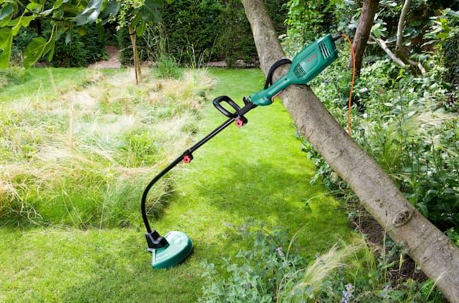 триммеры для травы электрические