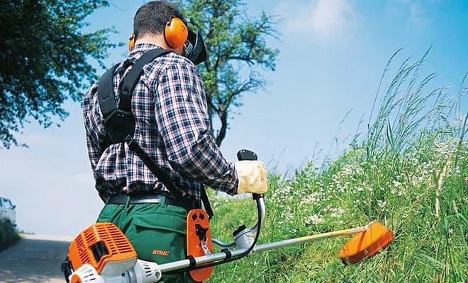 триммеры для травы бензиновые