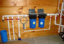 Выбор фильтра для очистки воды на даче