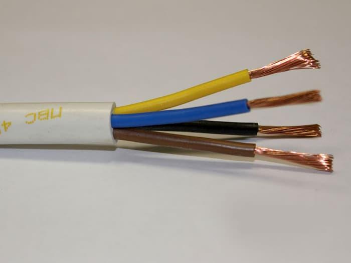 Особенности кабеля ПВС