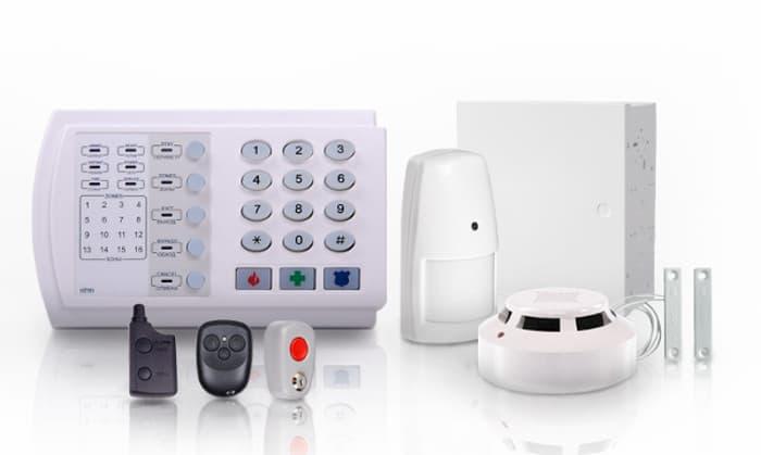 система охраны и тревожной сигнализации