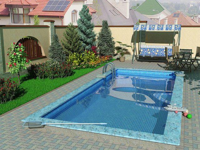 Що потрібно знати перед будівництвом басейну