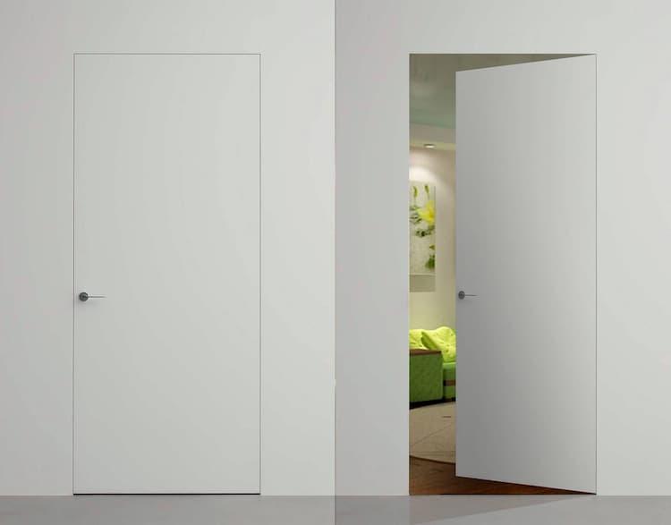Всё, что вам нужно знать про скрытые двери