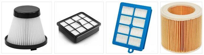 Критерии выбора фильтра для пылесоса