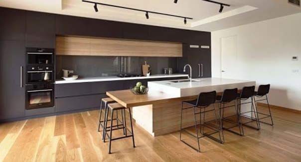 Кухня в стилі мінімалізму