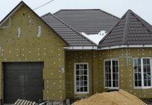 Утеплювачі для фасадів будинків