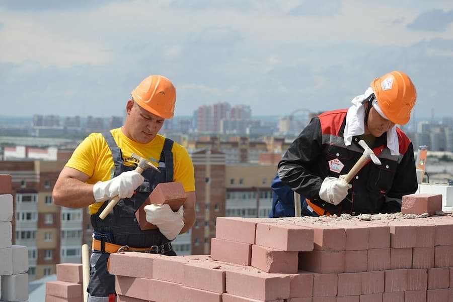 Професія будівельник