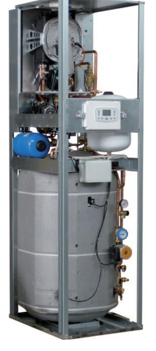 Газовий котел Italtherm для зовнішнього монтажу
