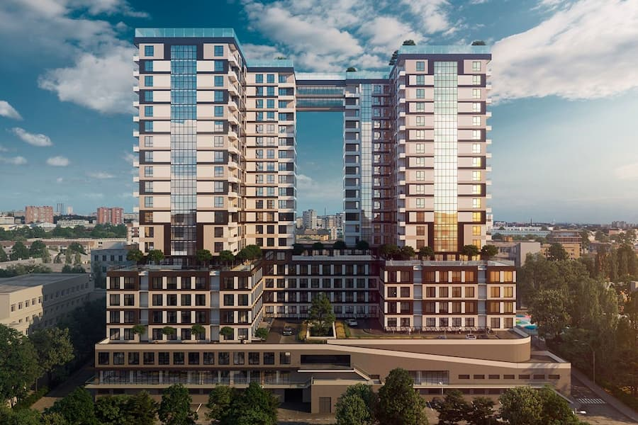 О преимуществах покупки недвижимости в Премиум Башнях Харькова