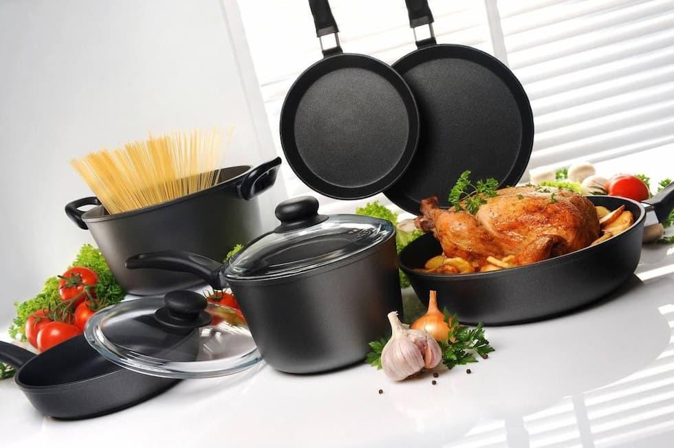 Посуд для готування